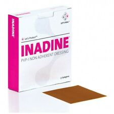 Inadine Iodine Wound Dressings |ALL SIZES| SELECT QUANTITY *AMAZING VALUE*