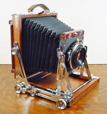 Anba Ikeda 4 x 5 Lightweight Wooden Field Camera
