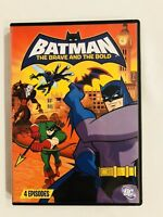 Batman: The Brave and the Bold, Vol. 2 (DVD, 2009)