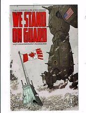 Lot Of 6 We Stand On Gaurd Image Comic Books # 1 2 3 4 5 6 RF3