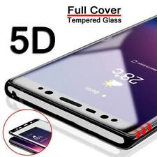 5D Curved Full Cover Tempered Glass Screen Protective Film For Samsung Galaxy S9