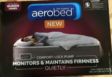 AeroBed Comfort Lock Queen Air Mattress NEW OPEN BOX