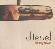DIESEL 2006 Two Track Digipak CD CRAZYTOWN - Mark Lizotte Aussie Rock