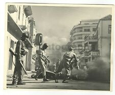 Lebanon History - Military, 1950s - Vintage 8x10 Silver Print Photograph