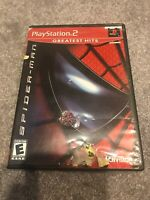 Spider-Man: The Movie (Sony PlayStation 2, 2002) Complete