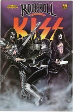 Rock n Roll Comics #9, Kiss, 1st print, 1990, Revolutionary