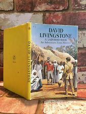 The ladybird book of David Livingstone, 1st Ed, 1960, Fine Condition