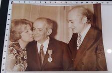Photo LOUIS DE FUNES/OURY/Légion d'honneur/originale/presse/argentique/KEYSTONE