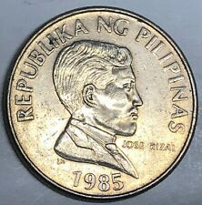 # C702     PHILIPPINES   COIN,    ONE PISO  1985