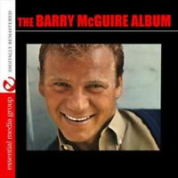 BARRY MCGUIRE - THE BARRY MCGUIRE ALBUM USED - VERY GOOD CD
