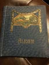 Amazing old photo album for you collection