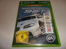 XBox 360   Need for Speed Shift X-Box 360 USK-Einstufung: USK ab 6 freigegeben