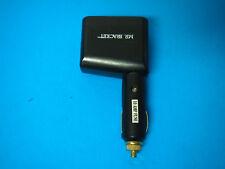 Cigarette DC 12V Splitter Dual Power Charger 2 Way Lighter Adapter Car Socket