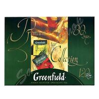 Greenfield Tee Sammlung - Premium Tee Collection Tea Beuteltee Teegenuss