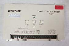 Woodward SPM-A Synchronizer Module, 9905-001 F