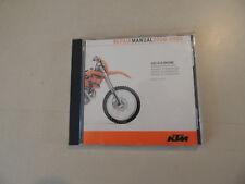 KTM 250 - 610 Racing 2000 - 2005  Reparaturanleitung Repair manual