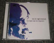 Victims Among Friends God Module~RARE 2004 German Import EBM CD Single~FAST SHIP