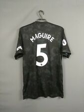 Maguire Manchester United Jersey 2019 Third L Shirt Adidas Football ED7390 ig93