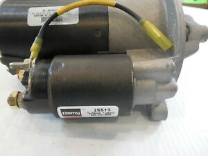 Starter Motor-Premium Remy 25512 Reman by Remy