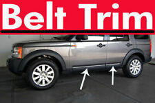 For Land Rover LR3 Discovery Chrome Body Side Molding Trim Kit 2005-2008