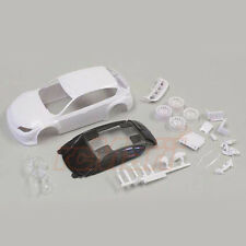 Kyosho SUBARU IMPREZA WRC2008 White Body Set w/Rim For Mini-Z AWD MA-020 #MZN160