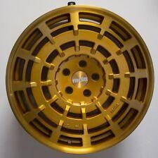 "19"" RADI8 R8SD11 ALLOY WHEELS FITS VW GOLF PASSAT CADDY EOS SEAT GOLD BRUSHED"