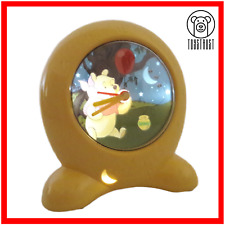 Disney Winnie The Pooh Go Glow Night Clock Light Up Bed Time Routine Trainer