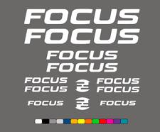FOCUS - Road Bike Frame Stickers - Vinyl Decals