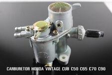 BRAND NEW CARB CARBURETOR HONDA VINTAGE CUB C50 C65 C70 C90 ASSY