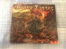 CD Music-Grave Digger-Fields of Blood 2020/first press