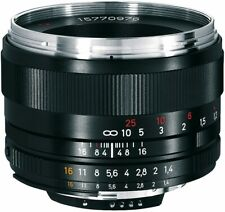 ZEISS Planar T* 50mm 1:1,4 ZF.2 f. Nikon