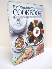 Canadian Living Cookbook by Carol Ferguson