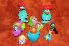 Lot of McDonalds Happy Meal Toys Muppets
