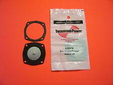 Tecumseh Part # 630978 Carburetor Carb Diaphragm Kit Toro, Sears, Craftsman New