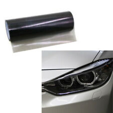 1x Car Auto Smoke Fog Light Headlight Taillight Tint Vinyl Film Sheet Sticker.