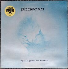 33t Tangerine Dream - Phaedra (LP) - 1974