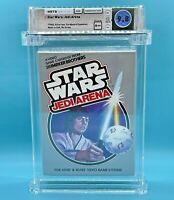 STAR WARS JEDI ARENA - WATA 9.8  A ++  * Atari 2600  *  RARE - WATA HIGEST GRADE