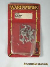 Metal Empire Component Parts Blister  - Warhammer / Age of Sigmar C596