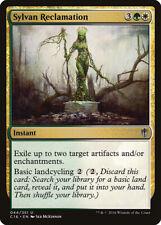 Sylvan Reclamation Commander 2016 NM White Green Uncommon MAGIC CARD ABUGames