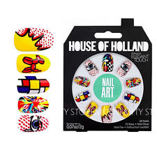 House Of Holland Nails By Elegant Touch -  NAIL ART  >> NEW
