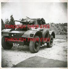 DVD SCANS PHOTO ALBUM 15th/19th HUSSARS MALAYA MID 1950s  MALAYA ARMOURED CARS