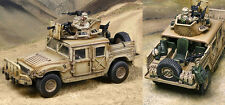 THE COLLECTORS SHOWCASE MODERN WARFARE CS00931 U.S. MARINE HUMVEE GMV-5 MIB