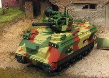 Fabbri 1:72 ZSU M163A1 Vulcan Air Defense & mag №33 ser Combat vehicles