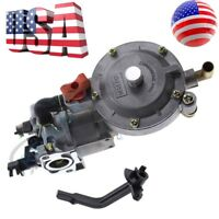 For Honda Dual Fuel 170F GX200 LPG Carburetor Conversion Kit Generator Propane