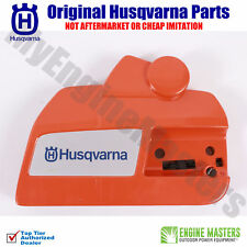 Husqvarna 537286301 Chainsaw Clutch Cover with Brake