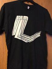 REM.  Black Shirt.  XL.