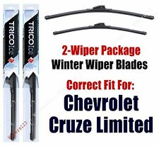 WINTER Wipers 2-pack fits 2016+ Chevrolet Cruze Limited 35240/180