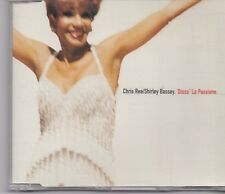 Chris Rea/Shirley Bassey-Disco La Passione cd maxi single