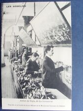 75 ,les gobelins, atelier du tapis dit la savonnerie