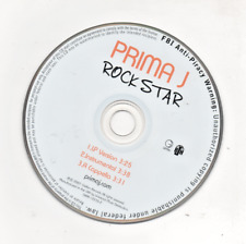 Prima J Rock Star Limited Edition 2007 Promo Cd Bratz